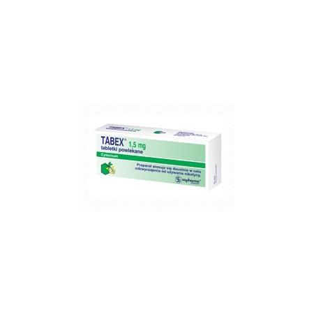 Tabex, Tabletki marki Sopharma - zdjęcie nr 1 - Bangla