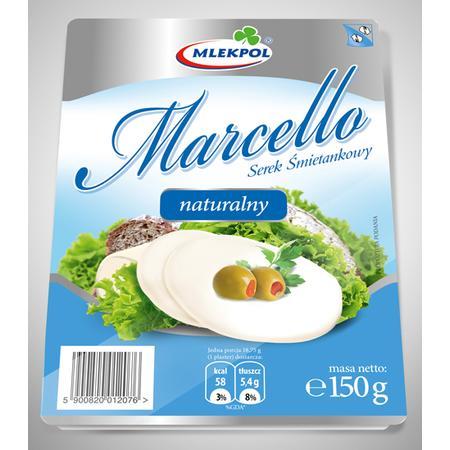 Marcello, serek śmietankowy marki Mlekpol - zdjęcie nr 1 - Bangla