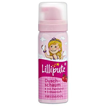 Lilliputz, Pianka pod prysznic dla małej Księżniczki lub dla Piratów marki Rossmann - zdjęcie nr 1 - Bangla