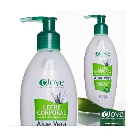 Aloe Vera, Leche Corporal, Mleczko do ciała 100% Aloes marki Ejove Cosmetics - zdjęcie nr 1 - Bangla