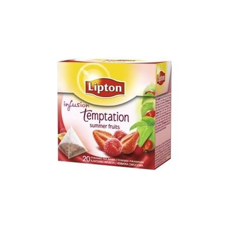 Infusion Temptation, Herbata marki Lipton - zdjęcie nr 1 - Bangla