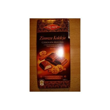 Zimowa Kolekcja, Czekolada Różne rodzaje marki Trumpf Mauxion Chocolates - zdjęcie nr 1 - Bangla