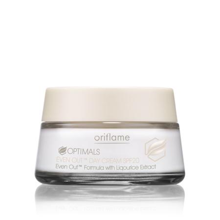 Optimals Even Out Day Cream SPF 20 (Krem na dzień Optimals Even Out SPF 20) marki Oriflame - zdjęcie nr 1 - Bangla