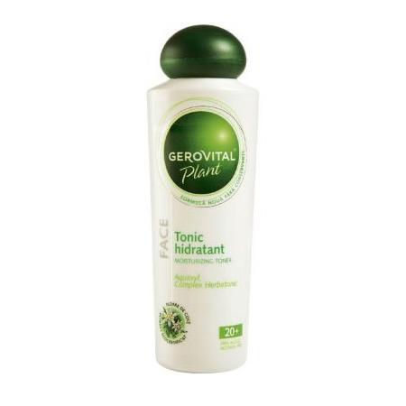 Plant, Tonic Hidratant, Tonik nawilżający marki Gerovital - zdjęcie nr 1 - Bangla