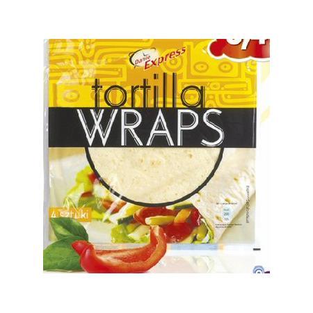 Danie Express, Tortilla Wraps marki Biedronka - zdjęcie nr 1 - Bangla