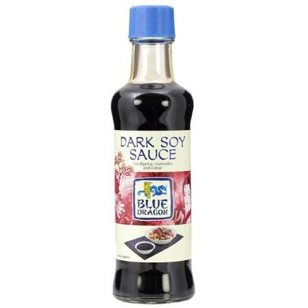 Dark Soy Sauce, Sos Sojowy Ciemny marki Blue Dragon - zdjęcie nr 1 - Bangla