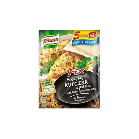 Soczysty kurczak z patelni, Różne smaki marki Knorr - zdjęcie nr 1 - Bangla
