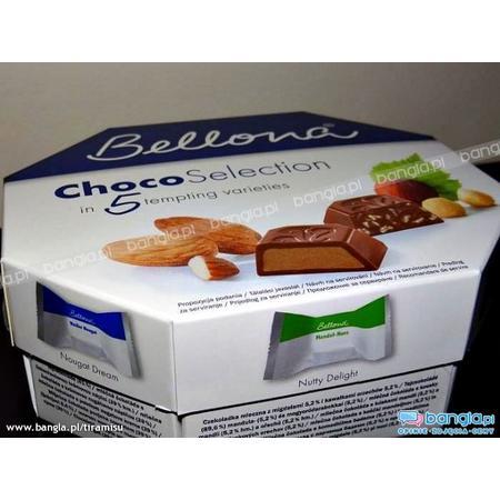 Choco Selection, Mieszanka nadziewanych czekoladek mlecznych marki Bellona - zdjęcie nr 1 - Bangla