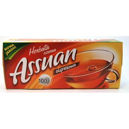 Assuan, Herbata Czarna Ekspresowa marki Biedronka - zdjęcie nr 1 - Bangla