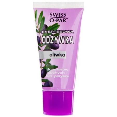 Ekspresowa Odżywka, Oliwka marki Swiss O.Par - zdjęcie nr 1 - Bangla