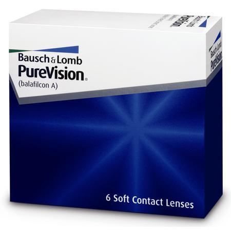 Pure Vision, Soczewki kontaktowe marki Bausch & Lomb - zdjęcie nr 1 - Bangla