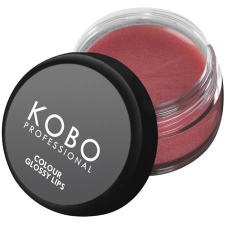 Colour Glossy Lips, błyszczyk do ust 3D marki Kobo - zdjęcie nr 1 - Bangla