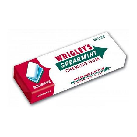 Spearmint, Guma do żucia marki Wrigley - zdjęcie nr 1 - Bangla