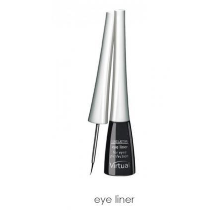 Eye Liner Long Lasting, Tusz do kresek marki Virtual - zdjęcie nr 1 - Bangla