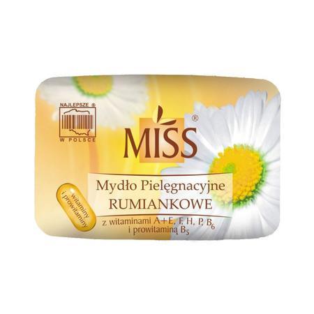 MISS Mydło pielęgnacyjne Rumiankowe marki Barwa - zdjęcie nr 1 - Bangla