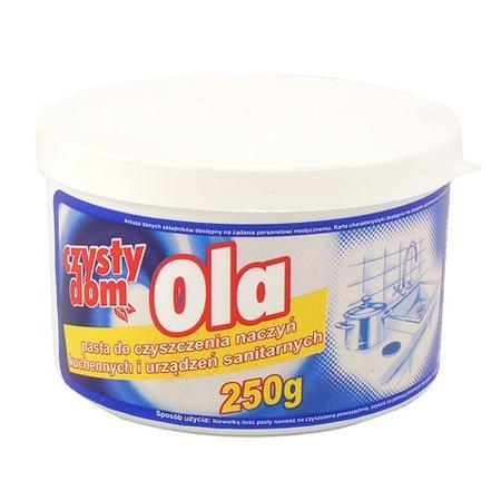 Czysty Dom, Ola Pasta do czyszczenia naczyń i urządzeń sanitarnych marki Barwa - zdjęcie nr 1 - Bangla