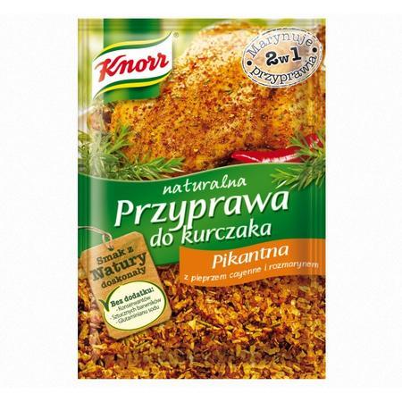 Naturalna Przyprawa do Kurczaka Pikantna marki Knorr - zdjęcie nr 1 - Bangla