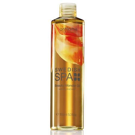 Swedish Spa, Beauty Wonder Oil, Odżywczy olejek marki Oriflame - zdjęcie nr 1 - Bangla