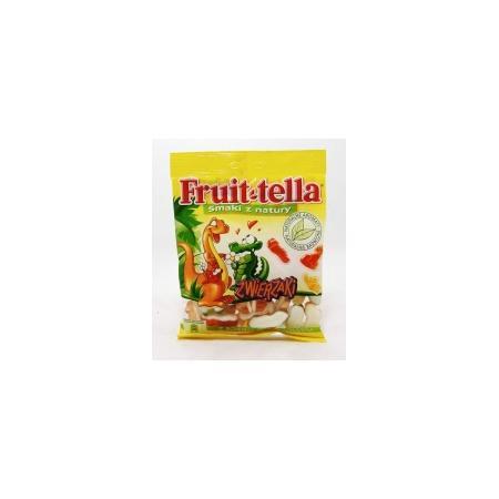 Smaki z natury Zwierzaki z sokiem owocowym marki Gelco - zdjęcie nr 1 - Bangla