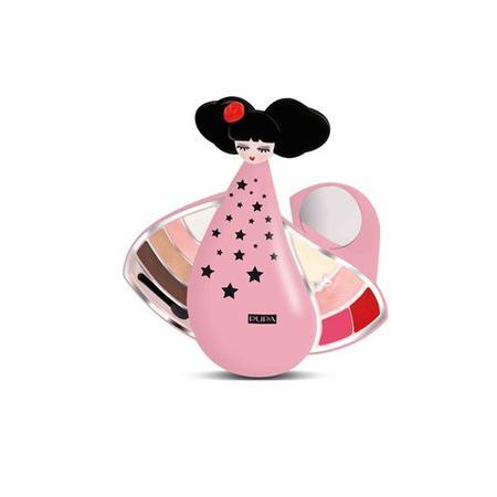 Doll Small Paleta do makijażu oczu i ust marki Pupa - zdjęcie nr 1 - Bangla
