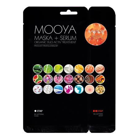 Mooya Bio Organiczny Zabieg, Kawior, Silne Ujędrnienie i Młodość marki Beauty Face - zdjęcie nr 1 - Bangla