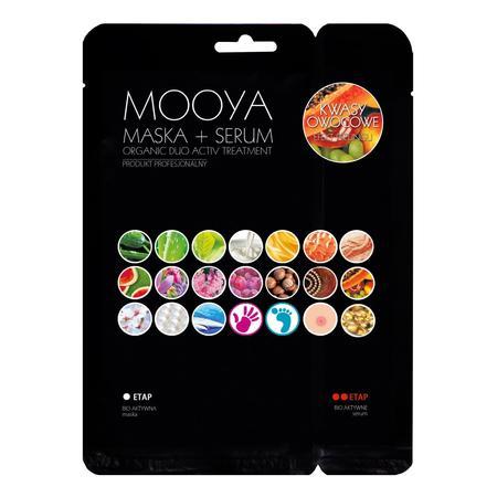 Mooya, Bio Organiczny Zabieg, Kwasy Owocowe, Efekt Peelingu marki Beauty Face - zdjęcie nr 1 - Bangla