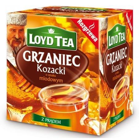 Grzaniec Kozacki o smaku miodowym marki Loyd Tea - zdjęcie nr 1 - Bangla