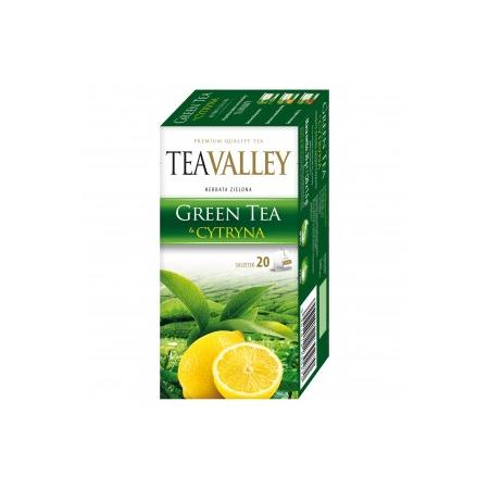 Green Tea, Zielona herbata, różne rodzaje marki TeaValley - zdjęcie nr 1 - Bangla