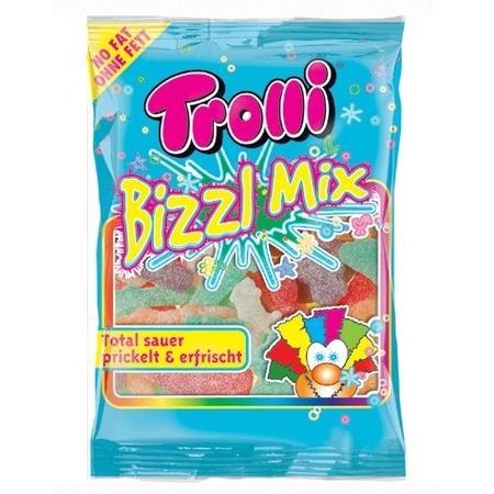 Bizzl Mix, kwaśne żelki marki Trolli - zdjęcie nr 1 - Bangla