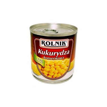 Kukurydza Konserwowa marki Rolnik - zdjęcie nr 1 - Bangla