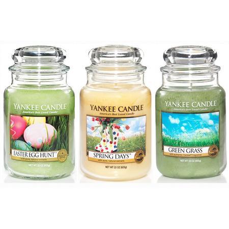 Świeca zapachowa, różne rodzaje marki Yankee Candle - zdjęcie nr 1 - Bangla