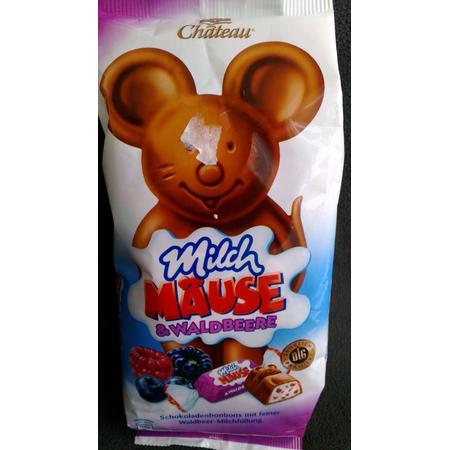 Milch Mause, Cukierki Czekoladowe, Różne Smaki marki Chateau - zdjęcie nr 1 - Bangla