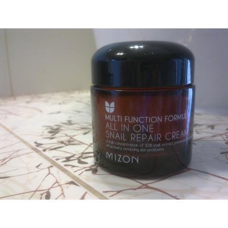 Multi Function Formula All In One Snail Healing Cream marki Mizon - zdjęcie nr 1 - Bangla