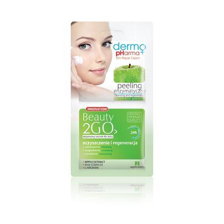 Beauty 2 Go, Peeling enzymatyczny marki Dermo Pharma - zdjęcie nr 1 - Bangla