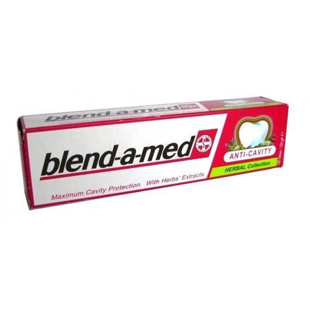 Anti Cavity, różne rodzaje marki Blend-a-med - zdjęcie nr 1 - Bangla