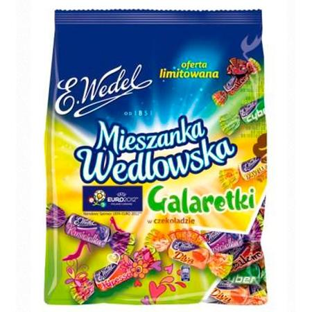 Mieszanka Wedlowska galaretki w czekoladzie marki Wedel - zdjęcie nr 1 - Bangla
