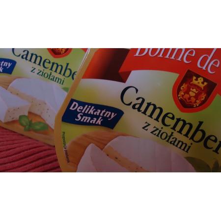 Bonne De Trebon Ser Camembert, różne smaki marki Biedronka - zdjęcie nr 1 - Bangla