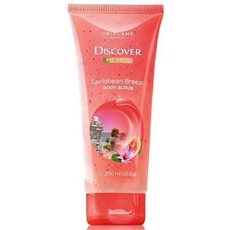 Discover Body Scrub, Różne zapachy z serii Discover marki Oriflame - zdjęcie nr 1 - Bangla