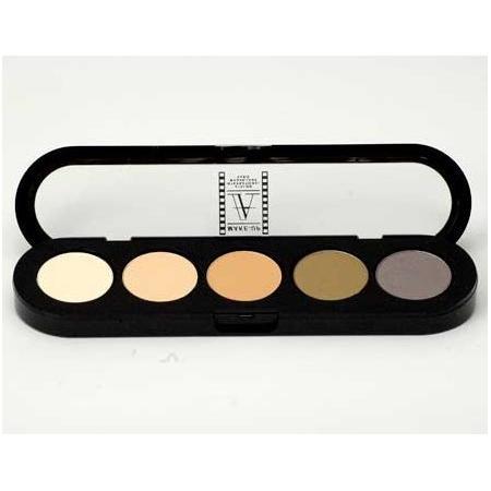 Paleta 5 cieni do powiek marki Make-Up Atelier - zdjęcie nr 1 - Bangla