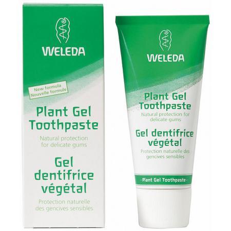 Żel roślinny do zębów marki Weleda - zdjęcie nr 1 - Bangla