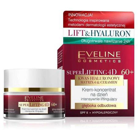 Super Lifting 4D krem koncentrat na dzień intensywnie liftingujący 60+ marki Eveline Cosmetics - zdjęcie nr 1 - Bangla
