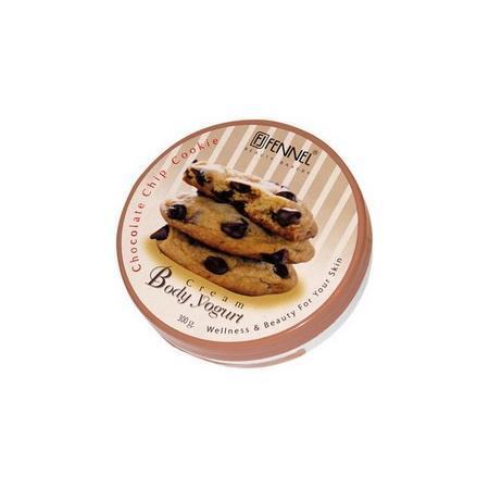 Body Jogurt, Chocolate  Chip Cookie marki Fennel - zdjęcie nr 1 - Bangla