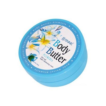 Body Butter, Plumeria marki Fennel - zdjęcie nr 1 - Bangla