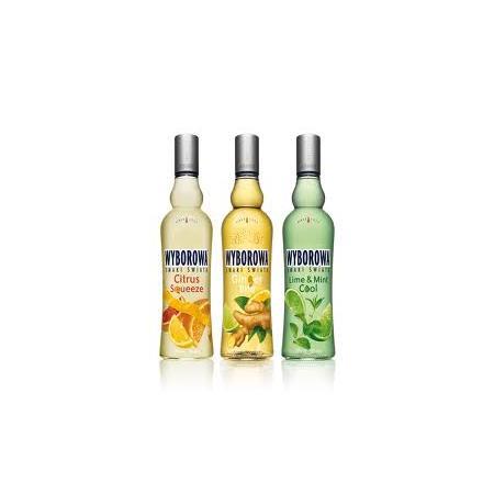 Wyborowa, Smaki Świata marki Pernod Ricard - zdjęcie nr 1 - Bangla