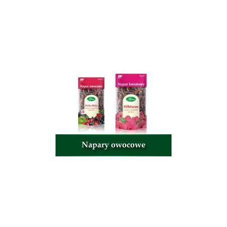 Napar Owocowy, herbatka z suszu owocowego, różne smaki marki Biofix - zdjęcie nr 1 - Bangla