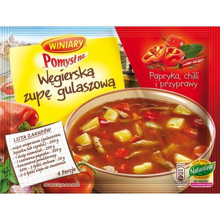 Pomysł na Zupę, Różne smaki marki Winiary - zdjęcie nr 1 - Bangla