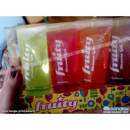 Fruity Shower Gel marki Tesco - zdjęcie nr 1 - Bangla