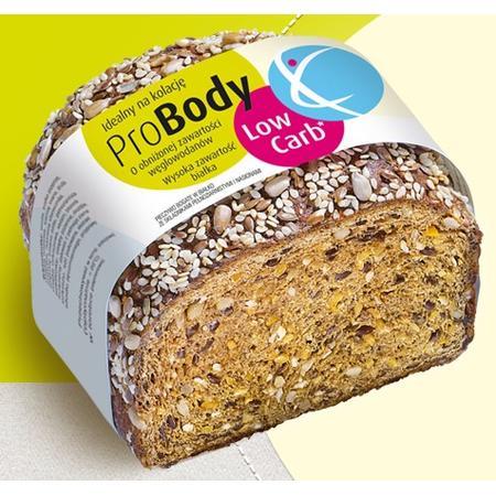 Chleb nisko węglowodanowy Low Carb marki Probody - zdjęcie nr 1 - Bangla