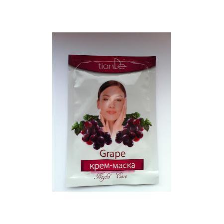Grape, Krem Maska Winogrona marki tianDe - zdjęcie nr 1 - Bangla