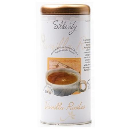 Vanilla Rooibos, Herbata czerwona liściasta marki Silkenty - zdjęcie nr 1 - Bangla